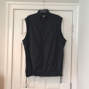 Black Greg Norman Performance Vest